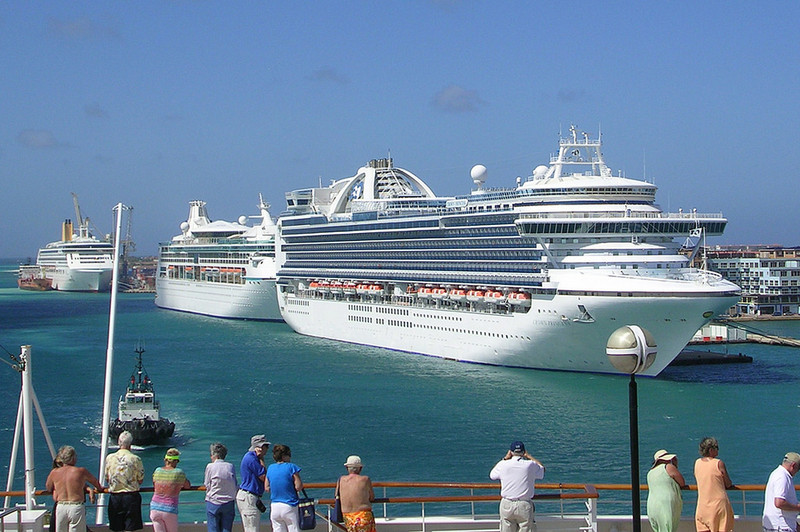Celebrating Spring Break Aboard A Cruise Ship