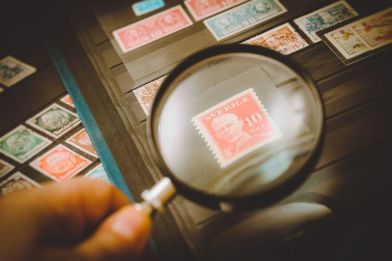 Supply Items For Your Stamp Collecting Hobby