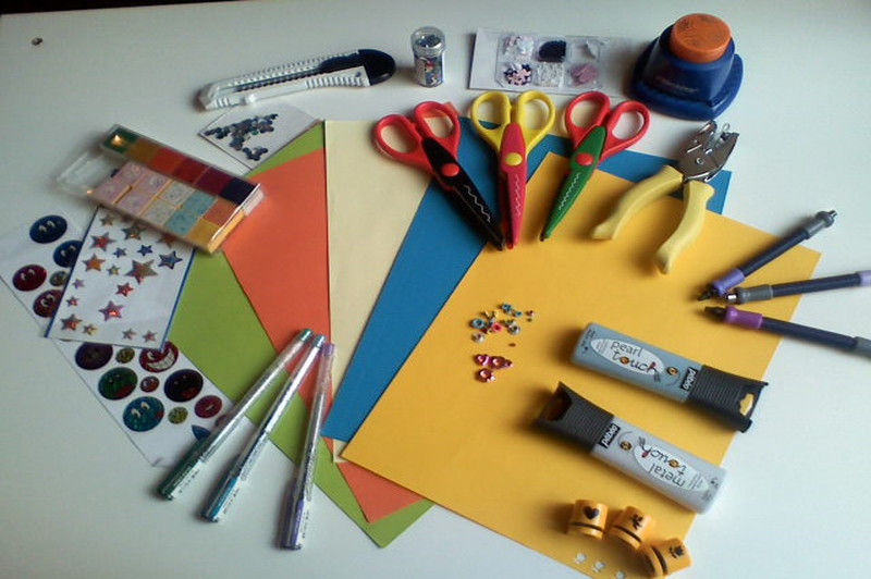 Do-it-yourself Scrapbooking Tips