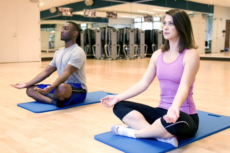 Go Straight To Video For Yoga Training