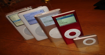 The Photo Features Of The New Ipod Video