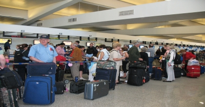 Airport Security Checkpoints